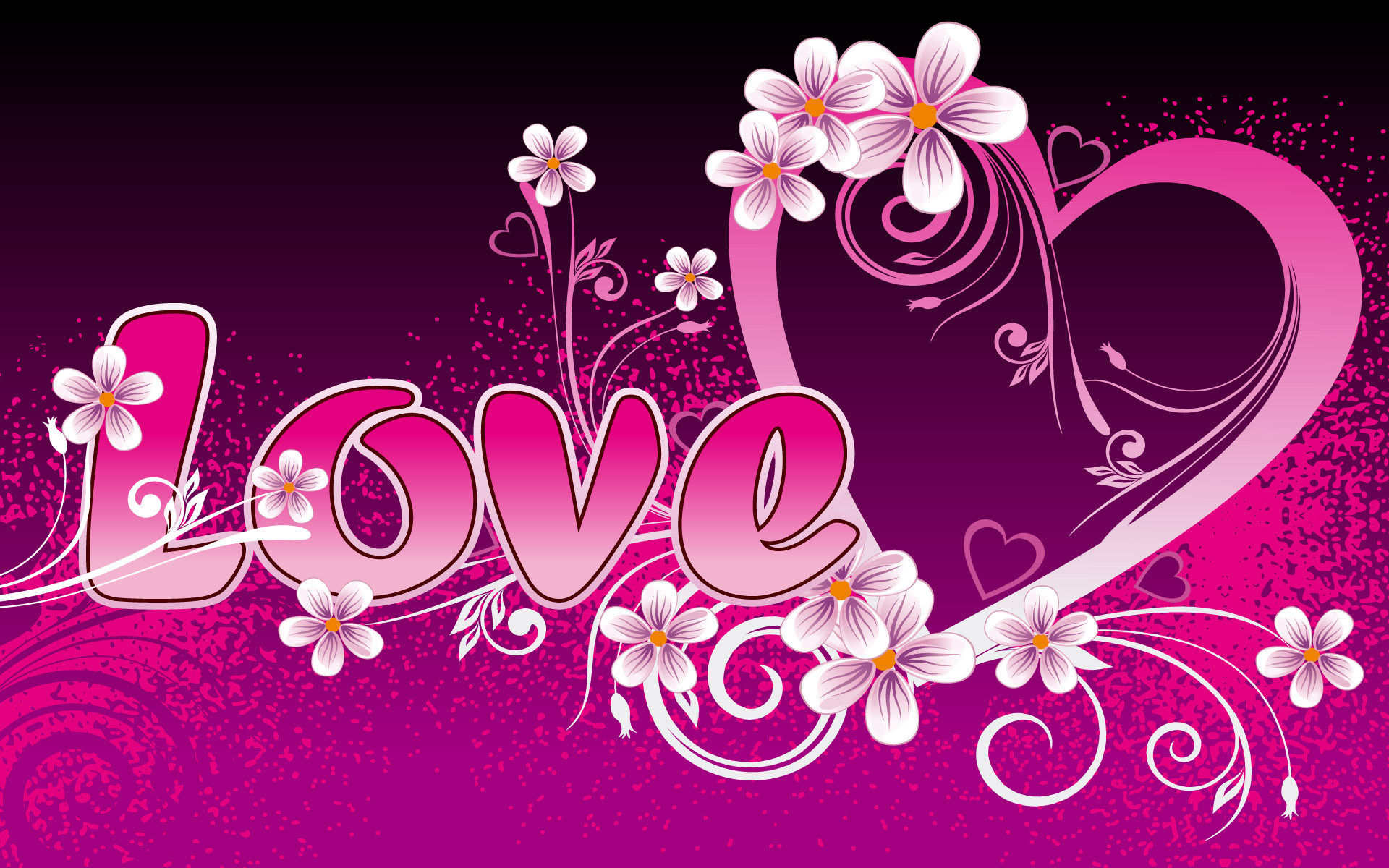 Love Heart wallpaper - 37228