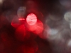 Red abstract light