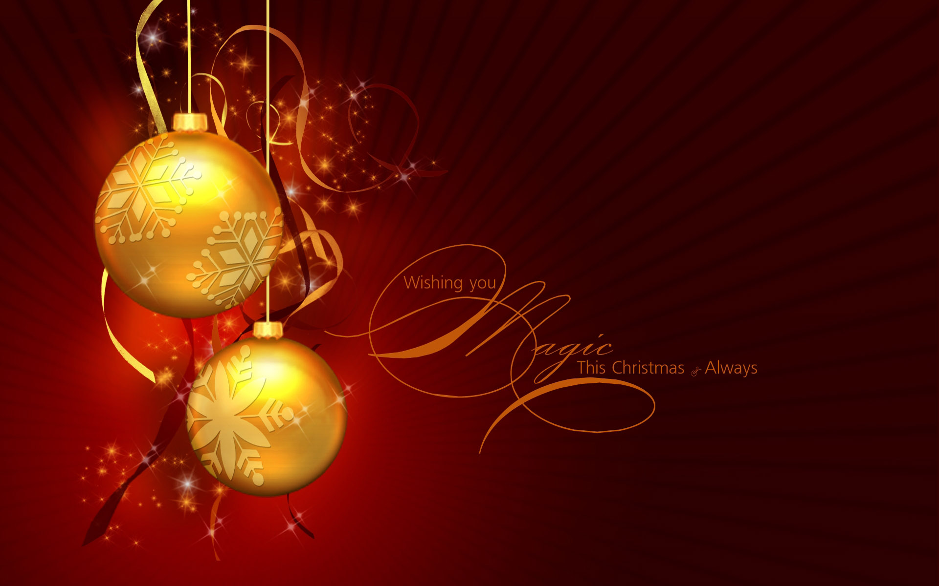 Christmas holiday wallpaper 33444 for Screensaver natale 3d