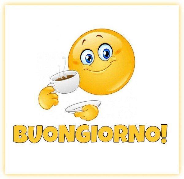 Buongiorno caffè per whatsapp  sfondissimo