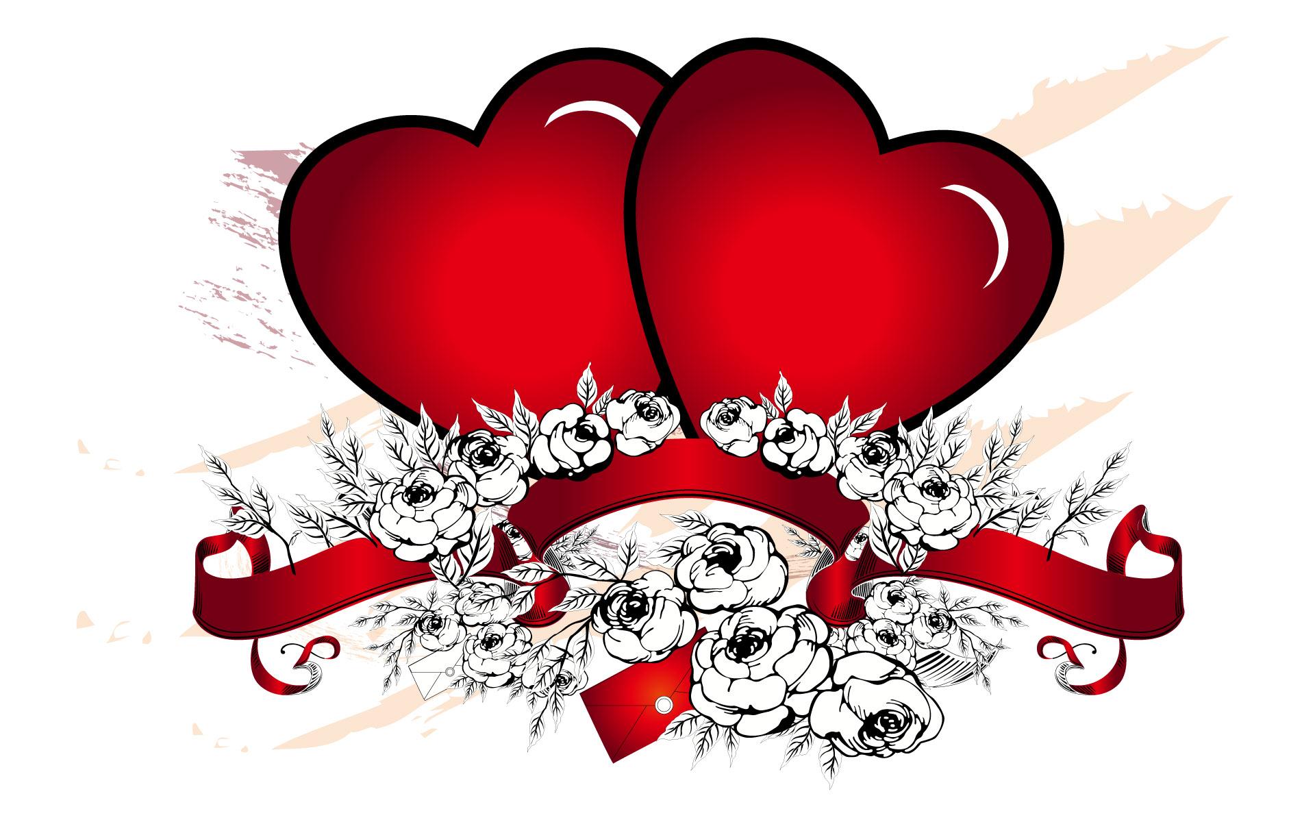 Sfondo per san valentino