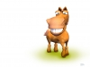 cavallo divertente