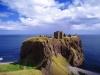 Dunnottar Castle near Stonehaven in Aberdeenshire, Scotland