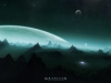 sfondo planetario